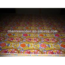 furniture and decorative overlaid plywood