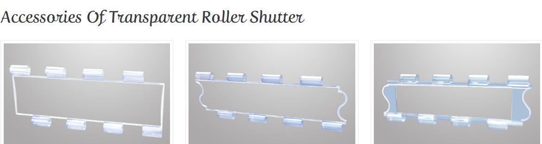 accessories of roller shutter