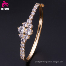 New Design Wedding Synthetic Zirconia Diamond Jewellery Bracelets