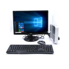 7th Generation Fanless Mini PC Windows10 Intel Core I5 7200u 8g RAM 128g SSD Intel HD Graphics620 14 Nm 4k HTPC