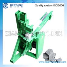 Ms3-10V Gravity Feeding Stone Brick Paver Splitting Machine