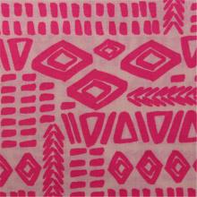 Tela impressa misturada rayon do algodão