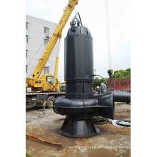 Bomba de esgoto vertical de alta qualidade para águas residuais