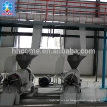 Proveedor de máquina de fabricación de aceite colleseed de capacidad media