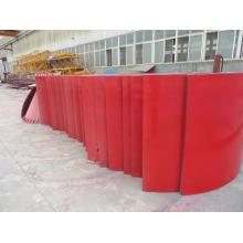 Silo à ciment en acier en vrac de type démonté (SNC100)
