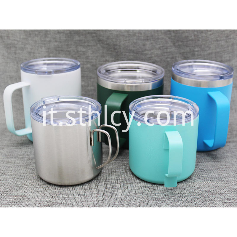 12oz Stainless Steel Coffee Cup High quality
