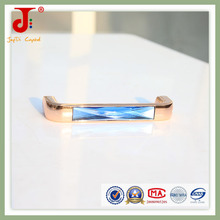 Luxurious Clear and Big Blue Crystal Kitchen Cabinet Handles