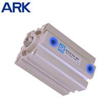 Cilindro neumático de aire de aluminio de doble acción barato de SDA