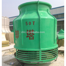 Fluxo do contador de poupança de energia FRP Preço redondo da torre refrigerando