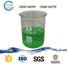 los productos químicos para el tratamiento del agua desodorizan los sitios de almacenamiento de lodos