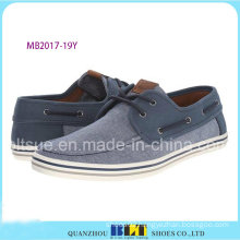 Men Business Casual Boat Shoes