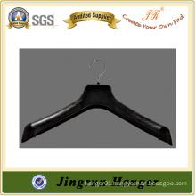 Black Color Resin Hanger For Garment