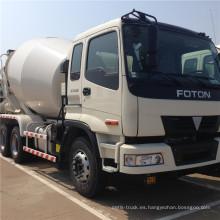 Camión de cemento a granel Forland 6X4 Cement Transportation Truck