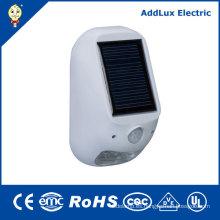 1W SMD Daylight Mini LED Lámpara de calle solar