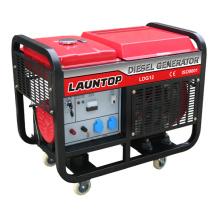 4-Takt, luftgekühlt, 10kw Generator-Set mit 20 PS Doppel-Zylinder-Motor