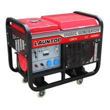 4-stroke,air-cooled, 10kw generator set with 20hp twin-cylinder engine