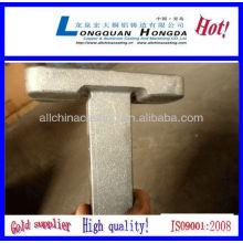 Qingdao OEM liga de alumínio die casting tubo