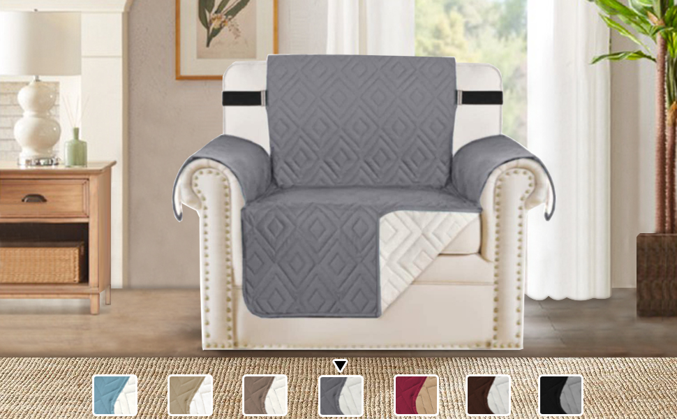 Reversible Chair Cover