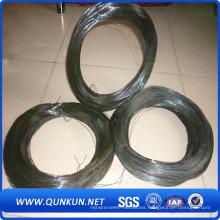 Bwg20 Negro recocido alambre con precio de fábrica