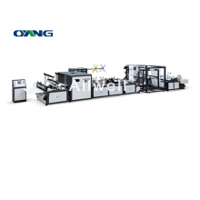 Great price of non woven box bag making machine, ultrasonic non woven bag sealing machine