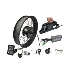 Bafang 500w 750w ebike kit motor electric bike conversion kits with colorful display