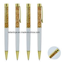 Gold Foil Paper Floated Promotion Gift Pen (LT-C055)