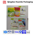 Plastic Pet Food Packaging, Ziplock Stand up Pet Food Bag