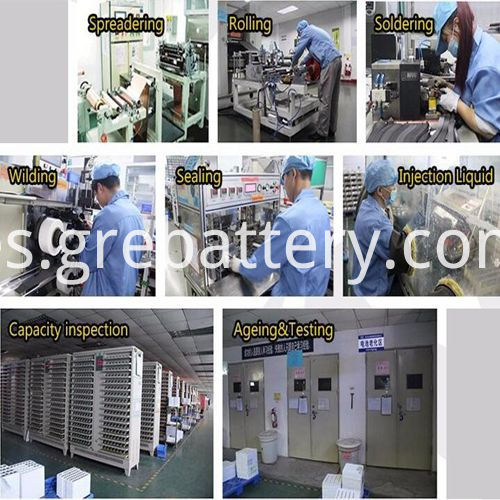 Lithium Battery Produce Line