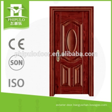 nice design hot sale solid interior wooden doors made in china