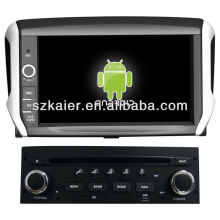 Auto-DVD-Player für Android-System Peugeot 208