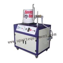 Machine de traitement de flamme seau en plastique