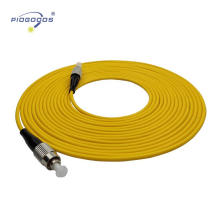 FC/UPC indoor High Quality simplex single mode Patch Cord G652D 2.0mm 3.0mm diameter china factory supplier
