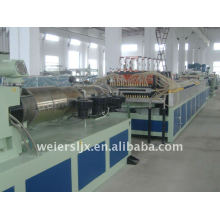 PVC window and door frame production line