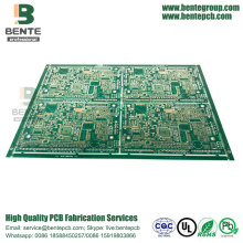 FR4 HDI PCB Thick Gold