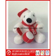 Ce China de Plush Ice Bear para Chrismtas