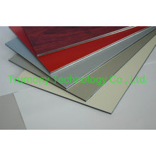3mm 4mm 0.3mm 0.5mm OEM Customized Ral Pantone Glossy Wood Granite PE Feve PVDF Nano Acm ACP Aluminum Composite Panel