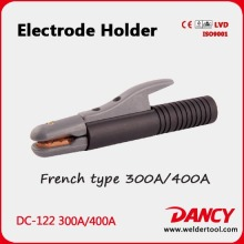 Portable Plier Electrode holder French type 300A 400A code.DC-122