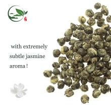 China Perla perfumada natural superior del té de la perla del dragón del jazmín de China