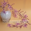 Acrylic Beaded Tree Branch & Flower For Decoration