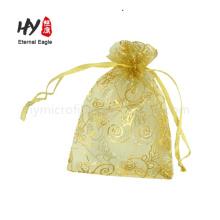 Hot selling wholesales birthday party organza gift bag