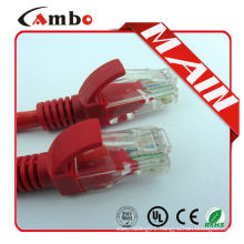 Multi Wires 7*0.16 Ethernet Cable RJ45 Patch Cord Cat6 RJ 45 24 AWG