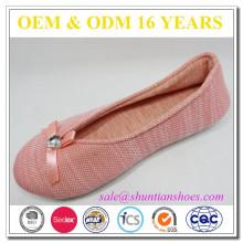 Chic Design Custom Cozy Ballerina Flats Wholesale