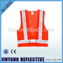 reflective mesh safety vest without LED