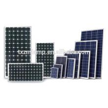 Chegou novo yangzhou popular no Oriente sola painel sistema / baixo preço mini painel solar
