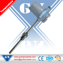 Explosion-Proof Thermocouple (Thermal Resistance) with Temperature Transmitter (CX-WR/Z)