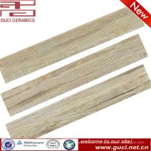 горячей кухни, OEM сбывания 150X900 загородном глазурованного фарфора деревянного взгляда плитка