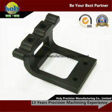 Точность CNC Филируя подвергая механической обработке электрического использования алюминиевых деталей с ЧПУ