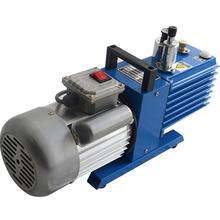 Samll Manual Rotary Vane Two Stage Vacuum Pump Factory Price