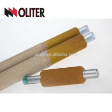 Oliter Planta líquida de aço fundido usando sonda de saturação de oxigênio dissolvido tipo s de 10 a 1500 ppm descartável
