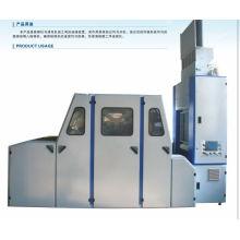 Automatische chemische Faser Polyester Fütterung Trichter Textilmaschine